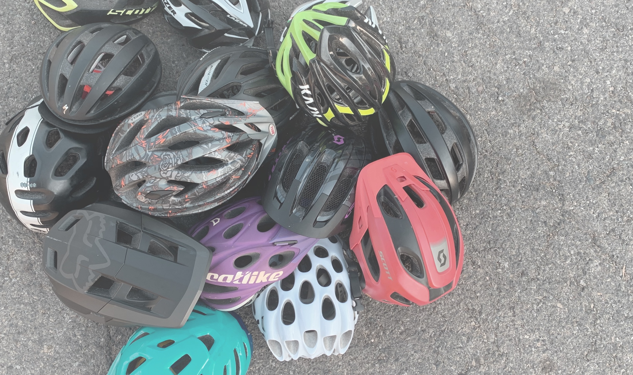 Helmets come in a range of styles and colours. But don't get too attached to them. A helmet is a safety device before anything else and will need replacing should its integrity be compromised.